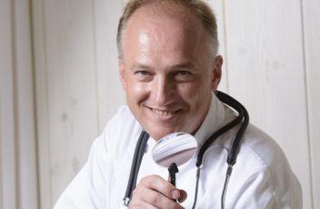 Florian Klinger, der Küchendoc