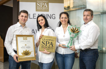 Gewinner des Leading Spa Awards 2019!